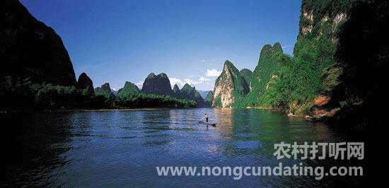 美国人眼中的十大中国风景名胜
