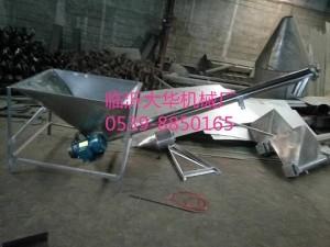 不锈钢螺旋输送机多功能使用 (1)