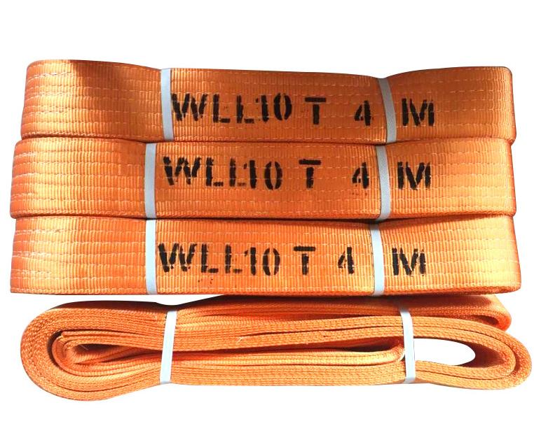 耐高温环眼型吊装带.防火耐高温起重吊带,芳纶扁平吊带