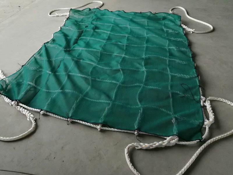 尼龙扁平吊网,编织带吊网,尼龙吊装网,起重吊装网,吊装用吊网