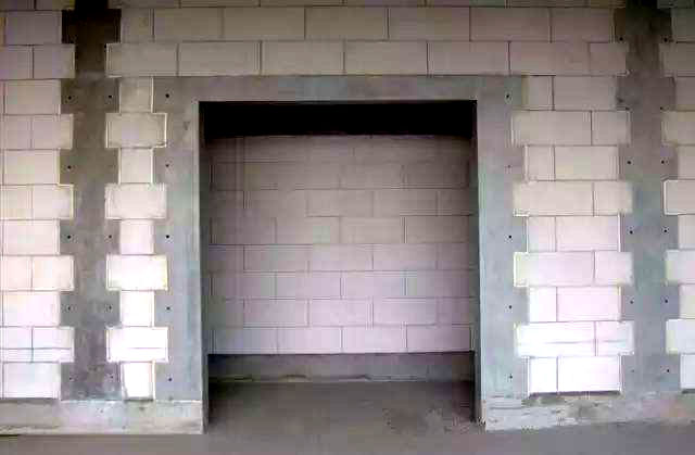西安二次结构砌筑施工,室内外隔墙围墙砌砖粉墙施工