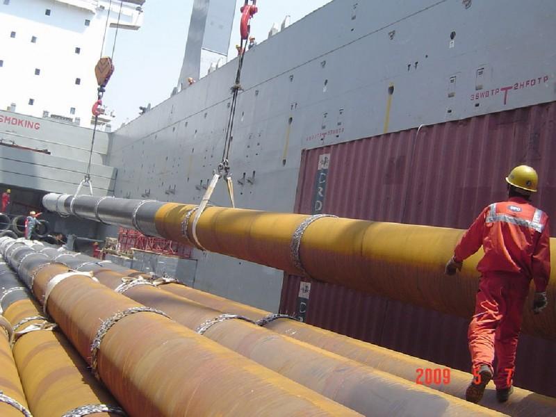 一次性吊装带 钢管出口吊装配套吊带 随货配套吊绳