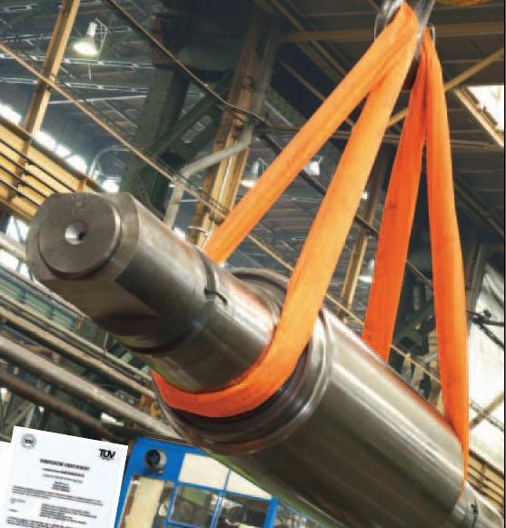 大吨位吊装带 圆形吊装带 泰州大吨位吊带 尼龙吊绳