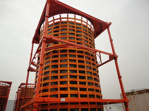 合成纤维吊装网-尼龙扁平吊兜-软体储液罐网兜-油田储液罐网套