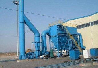 除尘器厂家直销  江苏盛华专用生产各种除尘设备