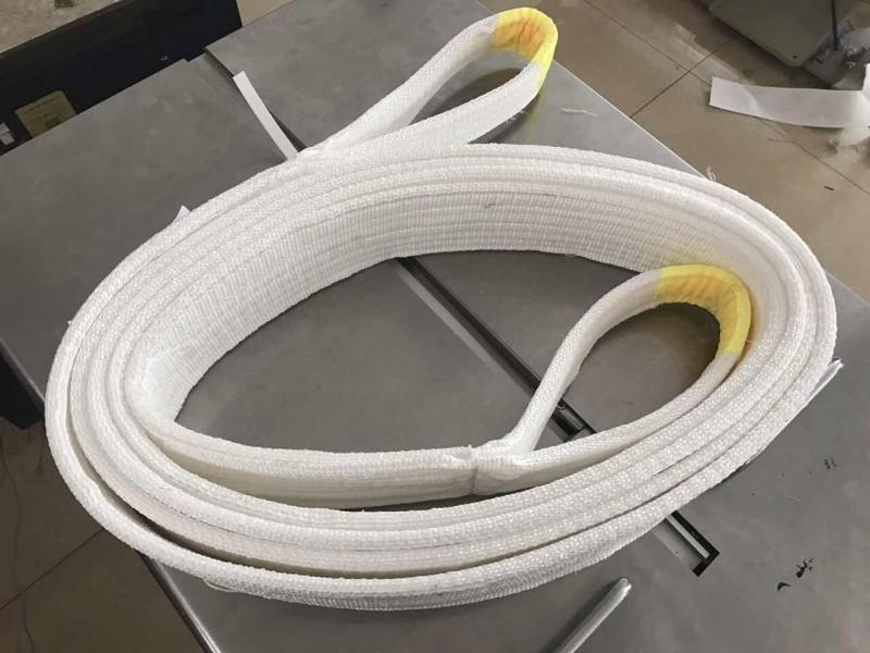 扁平吊装带 双环扁平吊装带 环状扁平吊装带 扁平吊装带厂家