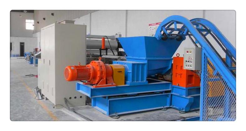 江苏厂家定制JCJ-23型abs板材挤出机,abs板材挤出机工作原理(图)